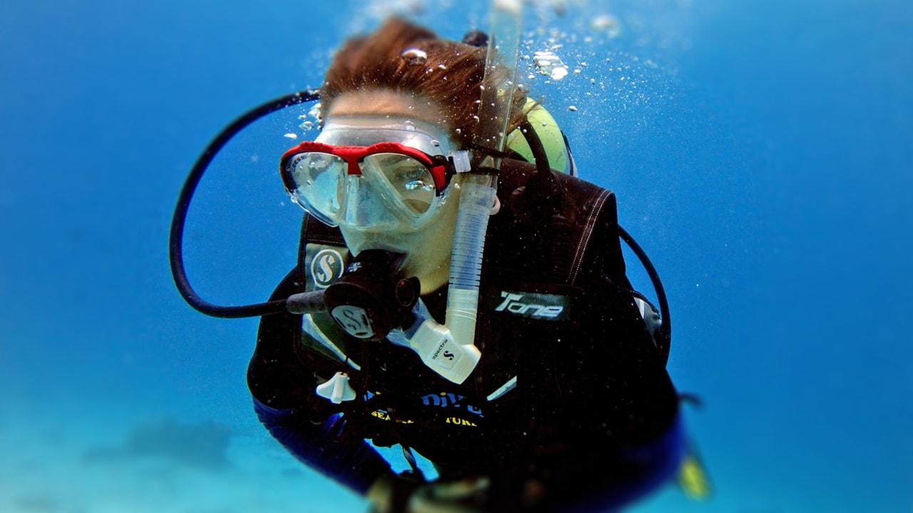 PADI Open Water Diver (Referral) – перенаправление